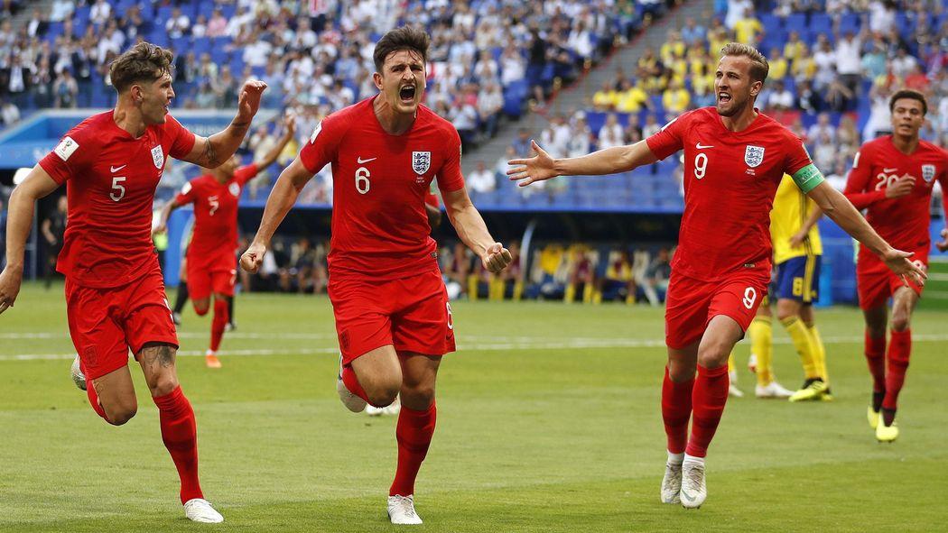 Maguire Og Alli Nikket England Til Semifinale Vm  Fotball Eurosport