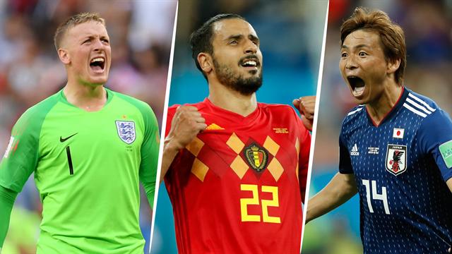 Notre onze des révélations de la Coupe du monde