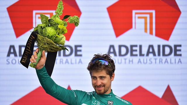 Саган выиграл второй этап