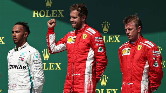 Hamilton questions Ferrari 'tactics'