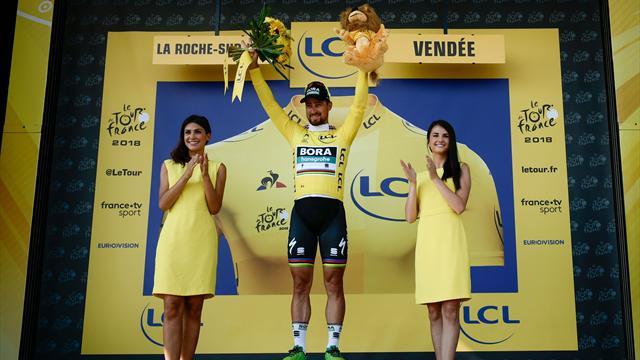 İkinci etapta Sagan zirveye çıktı