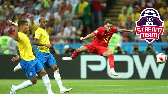 «Si les Belges veulent passer les Bleus, ils ne pourront pas fermer le match»
