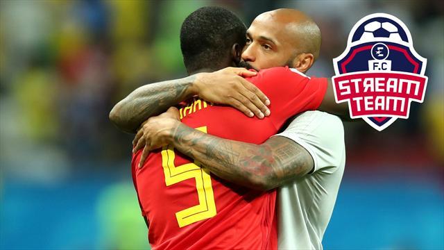 «Si Lukaku sort les Bleus, la France pourra regretter d'avoir laissé Henry à la Belgique»