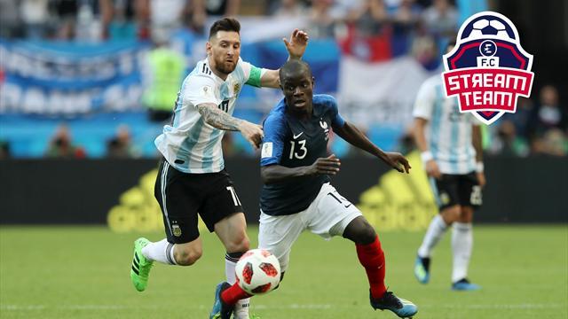 «Le poids de Kanté sur le jeu des Bleus est presque indécent»
