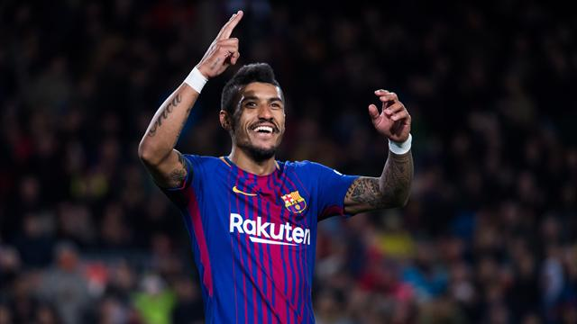 Un an et puis s'en va : Paulinho quitte déjà le Barça