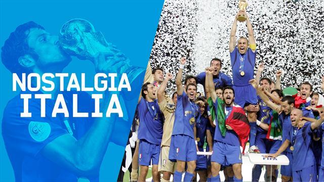 Nostalgia Italia: 9 luglio 2006, siamo Campioni del Mondo per la quarta volta
