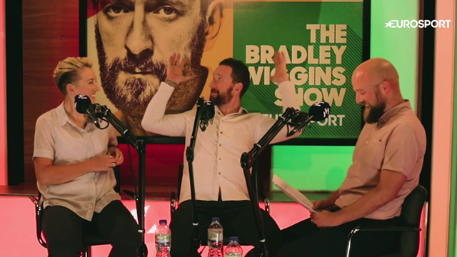 The Bradley Wiggins Show: Froome's salbutamol case, Tour preview