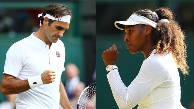 Dag 7: Så sänder vi från Wimbledon!