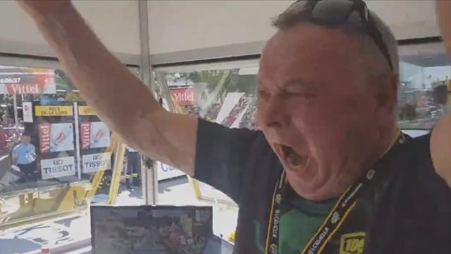 Mit Video | Da wackelt die Wand: Hier lässt Sagans Vater Dampf ab