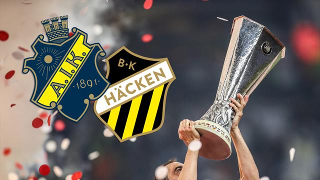Kval till Europa League - så ser du svensklagens matcher