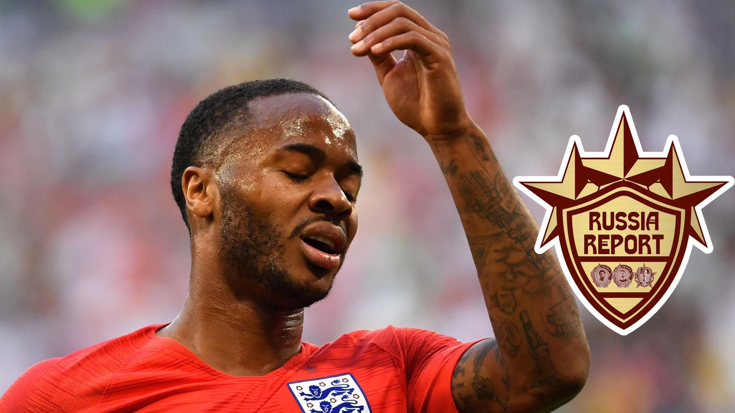The Croatia Manager Rates Raheem Sterling So Why Dont England Fans