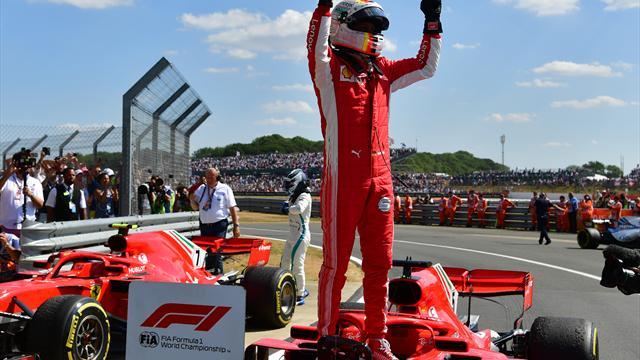 5,06 Millionen Zuschauer sehen Vettel-Sieg in Silverstone
