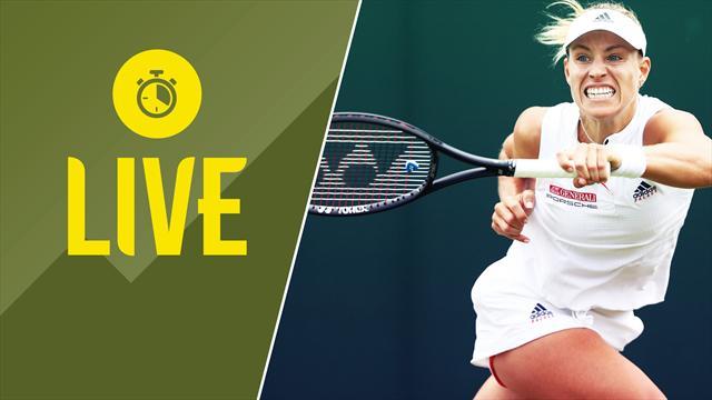 Dag 8: Så sänder vi från Wimbledon!