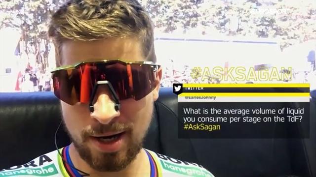 "#AskSagan: ""Wer ist Dein Lieblings-Teamkollege?"""