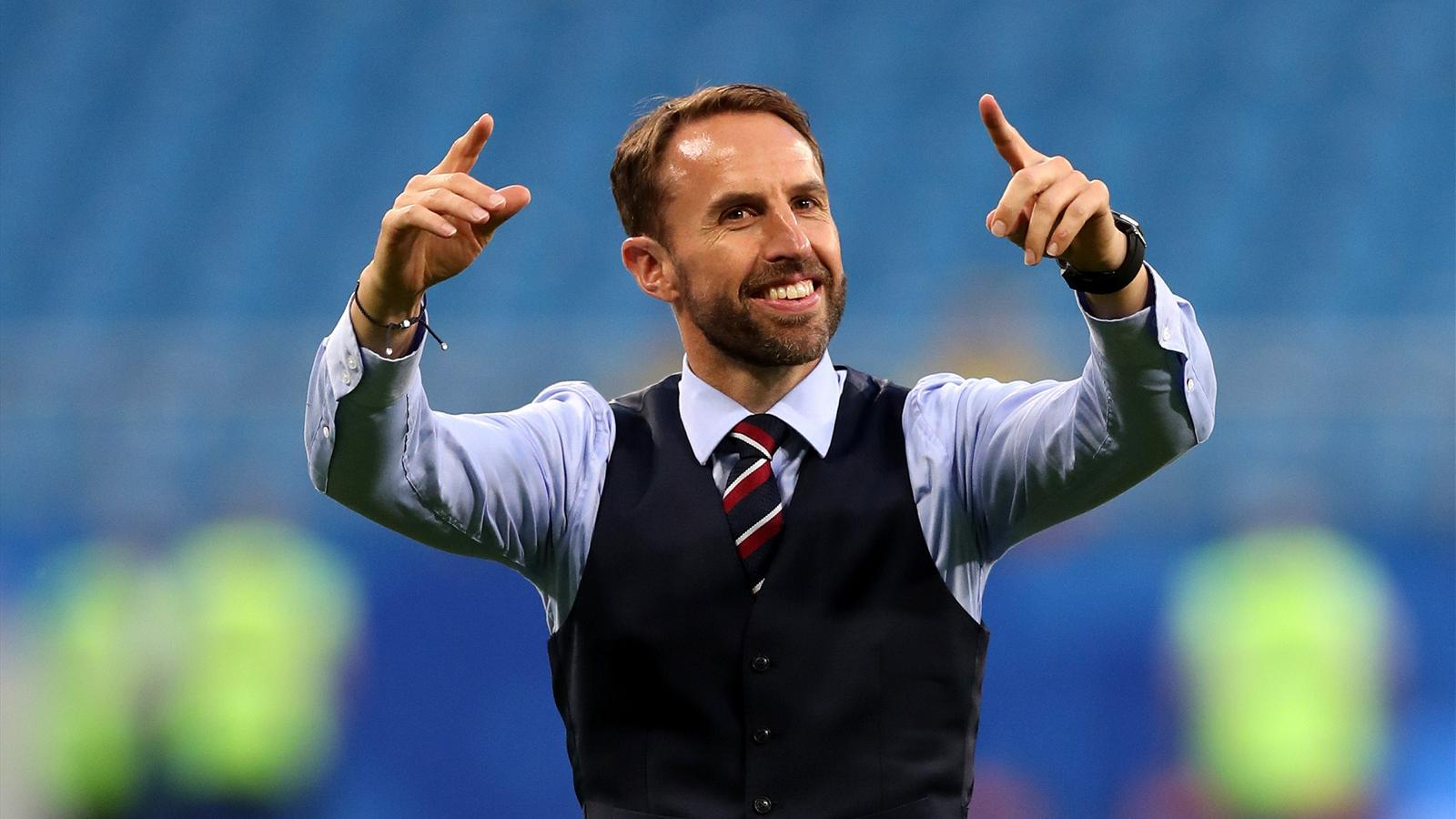 The Southgate Revolution  How we fell in love with England again - World  Cup 2018 - Football - Eurosport UK 0e524a7c2029