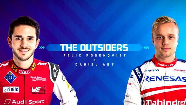 The Outsiders: Rosenqvist and Abt