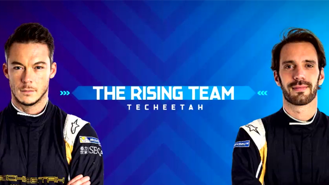 Team on the rise - Techeetah: 'We can't afford any mistakes'