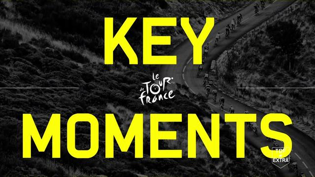 Tour de France 2018: The key moments of Stage 3