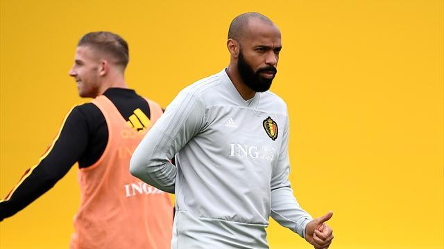 Thierry Henry chantera-t-il La Marseillaise mardi ?