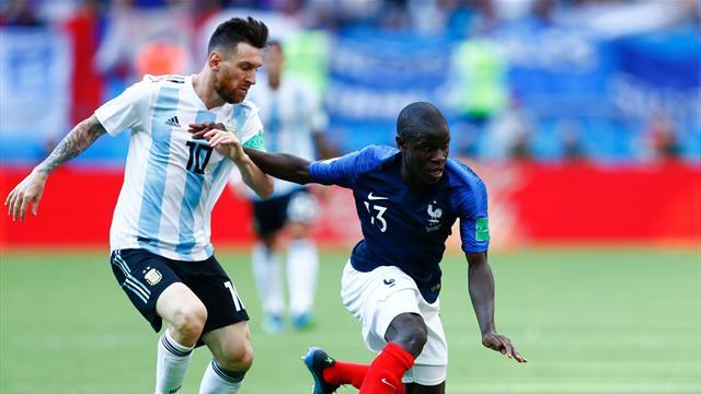 Kanté est-il le meilleur joueur du Mondial ?
