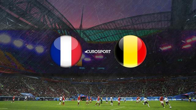 Франция – Бельгия: перед матчем