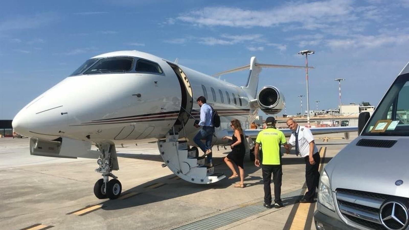 Jet Privato Treviso : Abjet u jet privati