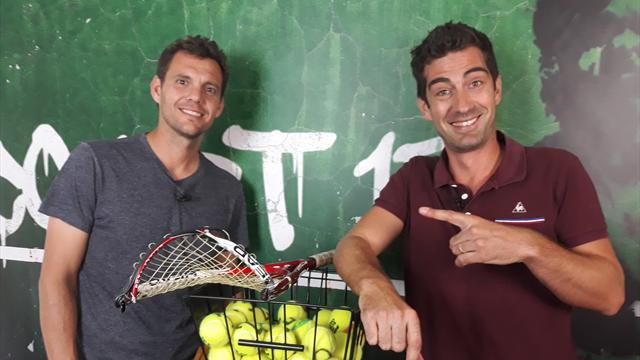 Federer-Nadal, 10 ans après ? On en a parlé dans Court 17 avec Paul-Henri Mathieu et Stéphane Robert