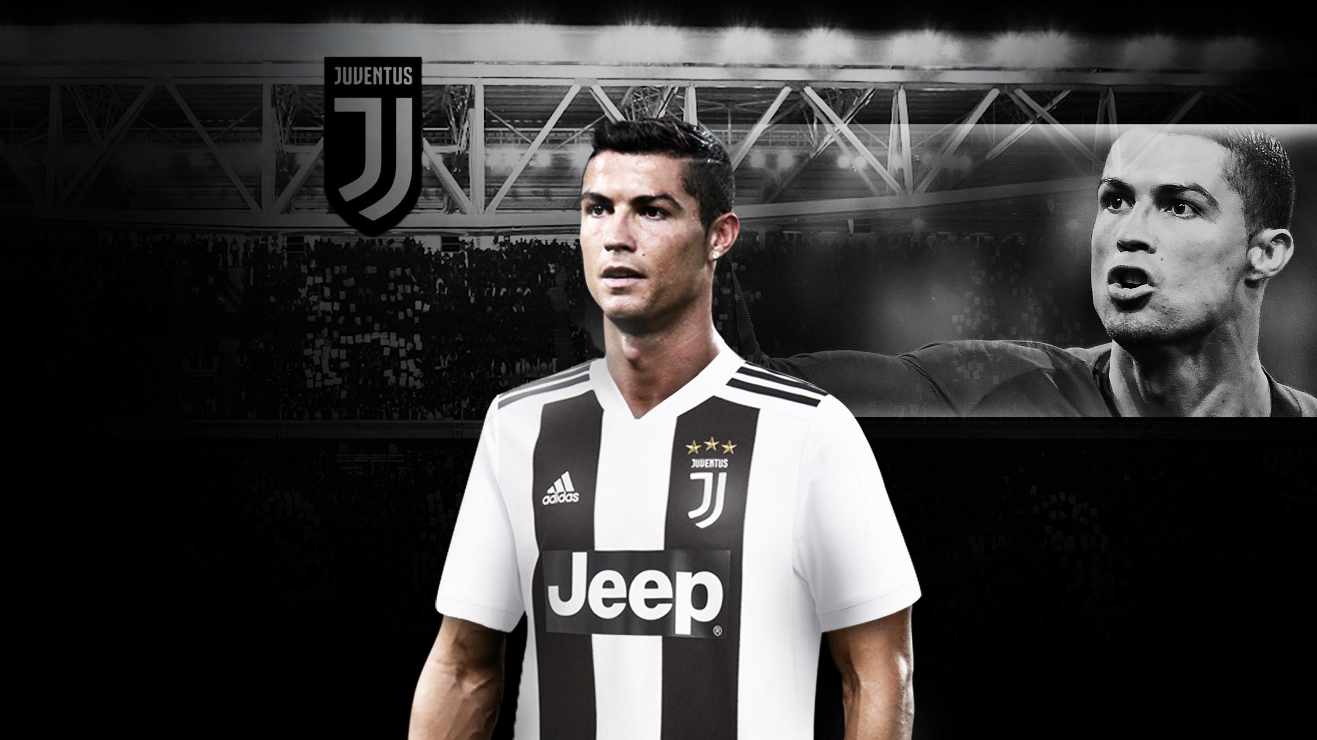 Cristiano Ronaldo avec la Juventus Turin