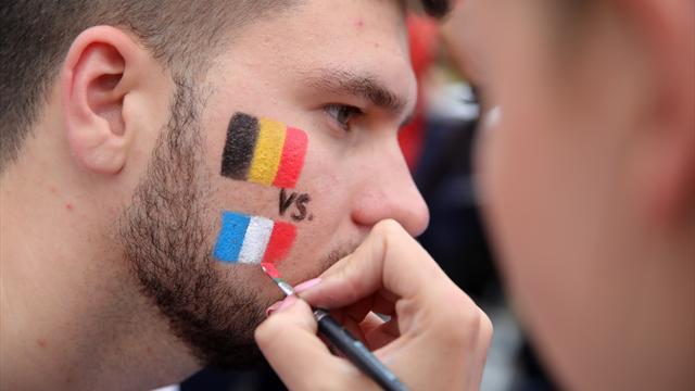France – Belgique, l'avant-match EN DIRECT