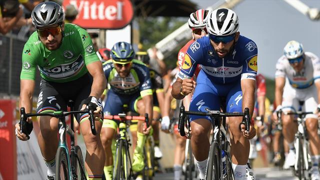 Gaviria foto finişle etap lideri