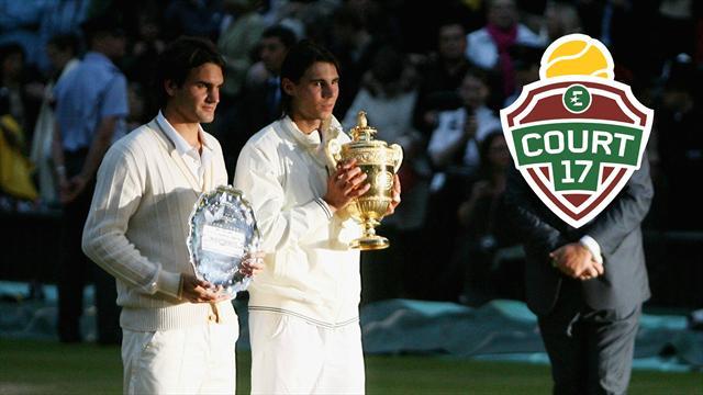 «Revoir Nadal face à Federer en finale, ce serait une sacrée performance»