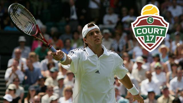 "Mathieu : ""En jouant Federer au 1er tour, je me suis fait appeler 'Chipster' """