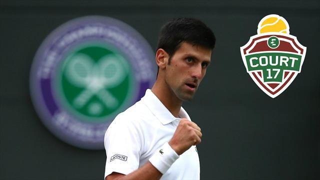 """""""Depuis le Queen's, Djokovic semble avoir envie de gagner de nouveau"""""""