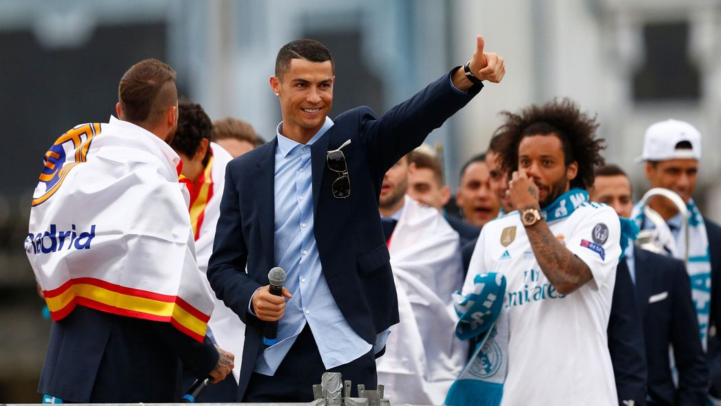 Cristiano Ronaldo Pens Letter To Real Madrid Fans After Joining