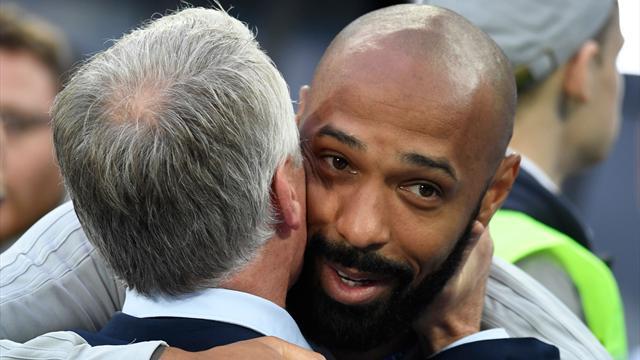 Henry accepts Bordeaux job offer - report