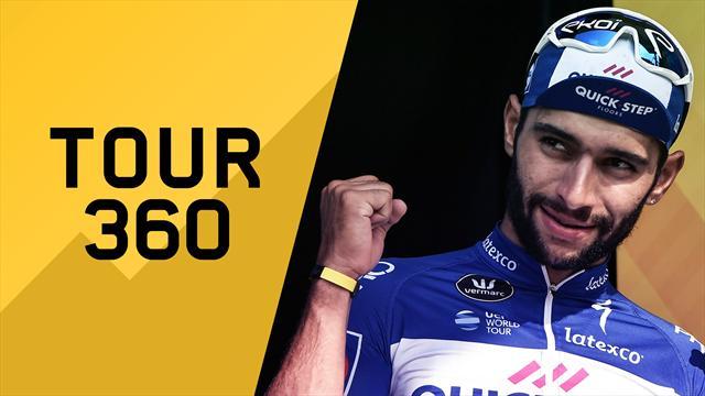 """""""Tour 360"""": Missile Gaviria e Quintana... chi? Tutto il meglio e il dietro le quinte della 4a tappa"""