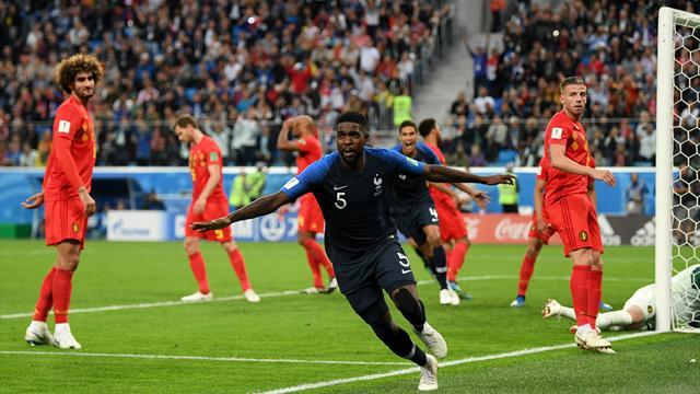 """Meunier sur France - Belgique : """"Nous, on voulait un match avec deux équipes"""""""