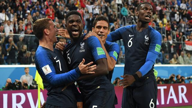 Umtiti manda la Francia a Mosca: 1-0 al Belgio, i Galletti sono in finale