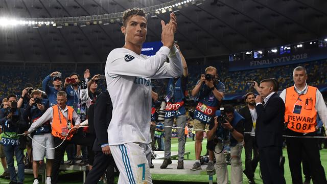 Ronaldo in numbers: A look at the departing Real Madrid star's record-breaking stats