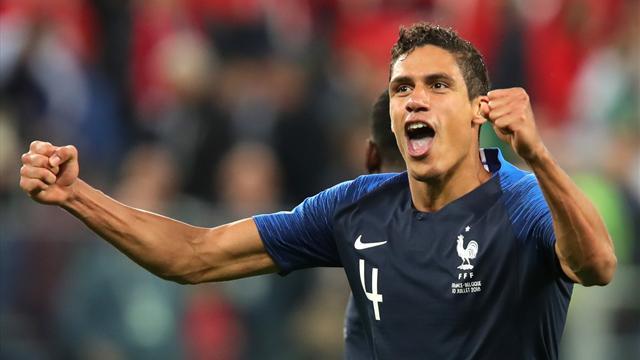 Varane l'imbattibile: 10 vittorie in 10 finali con il Real Madrid, è lui l'amuleto della Francia