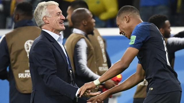 Le cri du coeur des Bleus : «C'est la victoire de Deschamps»