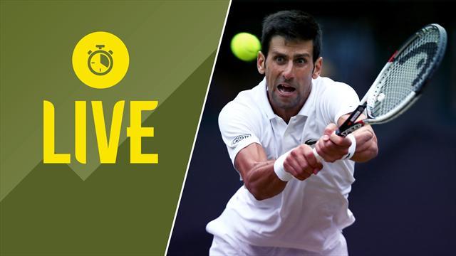 LIVE BLOGGING! Novak Djokovic vince il suo quarto Wimbledon