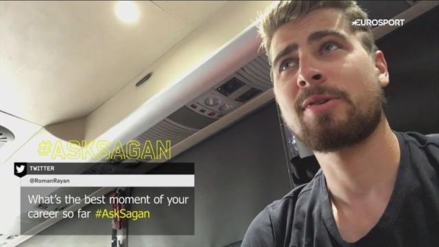 "#AskSagan: ""Was war das Highlight Deiner Karriere, Peter?"""