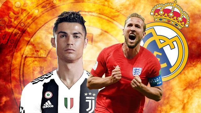 Euro Papers: Real Madrid 'disgusted' with Ronaldo, take aim at Harry Kane