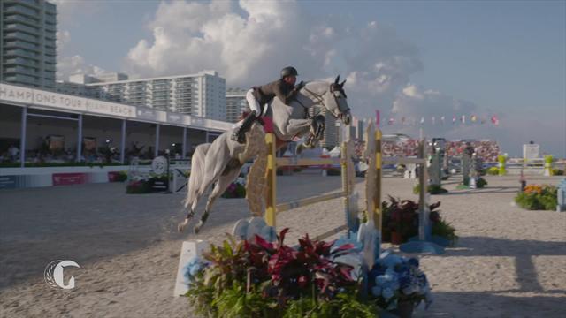 Horse Excellence: la nuova avventura di Jerome Guery