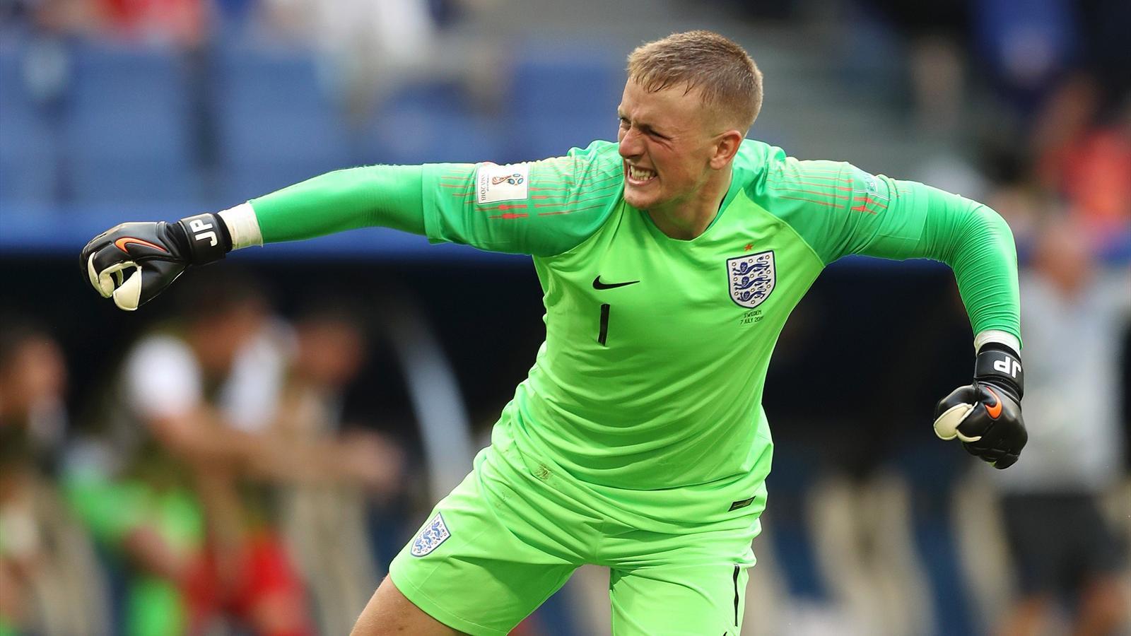 World Cup 2018 Semi-final: Why Jordan Pickford Is Breaking
