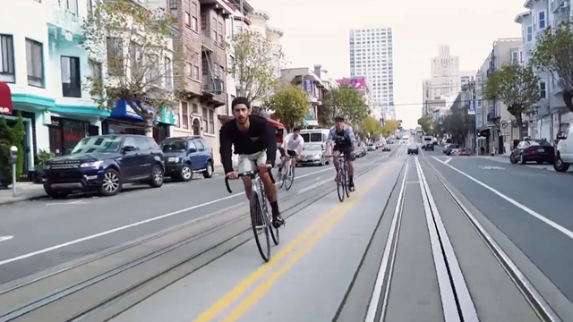 Ride the city: le bici a scatto fisso, senza freni e senza fili, tra le strade di San Francisco