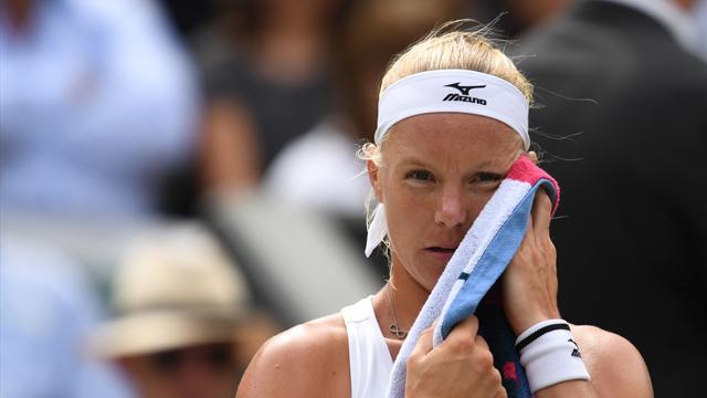 Kiki Bertens: 'Niveau Wimbledon vasthouden in hardcourtseizoen'