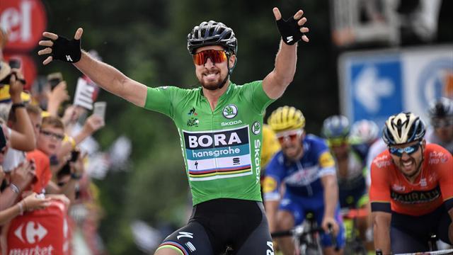 Tour de Francia 2018 (5ª etapa): Sagan se reivindica con la segunda en un final de clásica