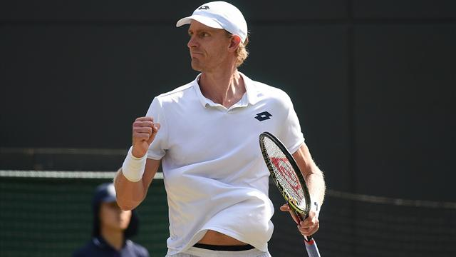 Comment Anderson avait fait tomber le roi Federer